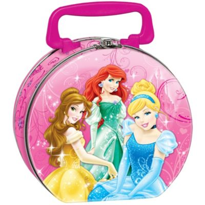 Disney Princess Tin Box