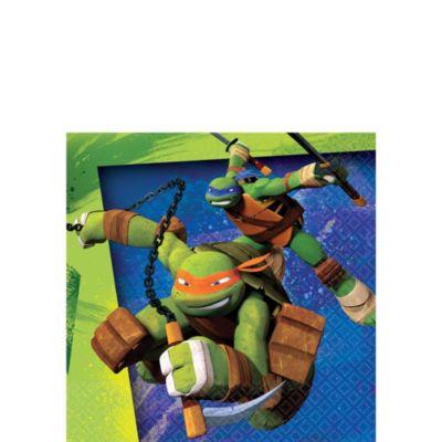 Teenage Mutant Ninja Turtles Beverage Napkins 16ct