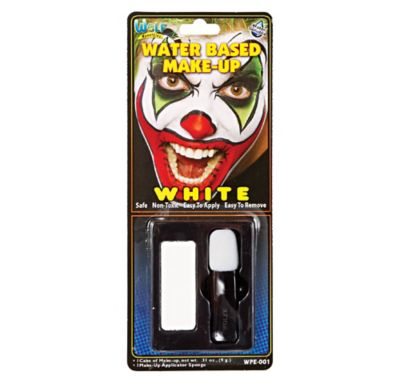 White Face Paint Kit