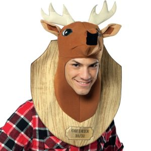 Oh Deer Trophy Headpiece