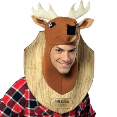 Oh Deer Trophy Headpiece