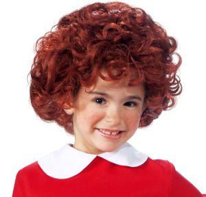 Child Annie Wig