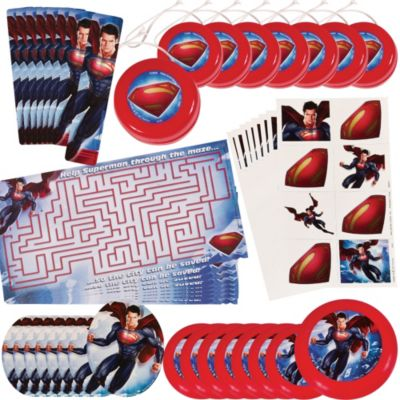Superman Favor Pack 48pc