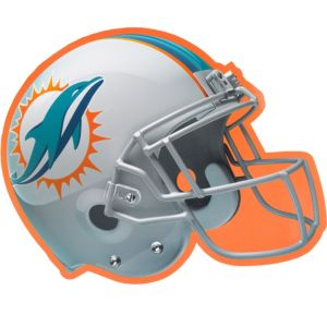 Miami Dolphins Cutout