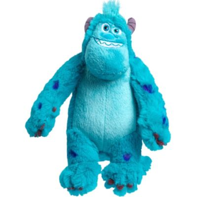 Clip-On Monsters University Sulley Plush