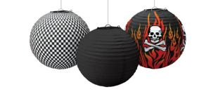 Rock On Paper Lanterns 3ct
