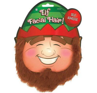 Elf Facial Hair