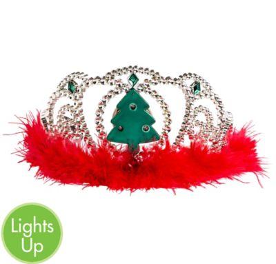 aecd2aed0626f Light Up Christmas Tiara