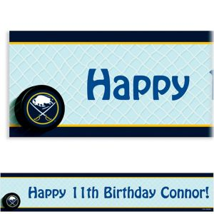 Custom Buffalo Sabres Banner 6ft