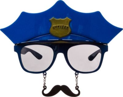 Cop Sun-Stache