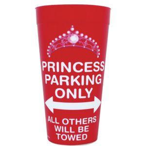 Princess Parking Cup
