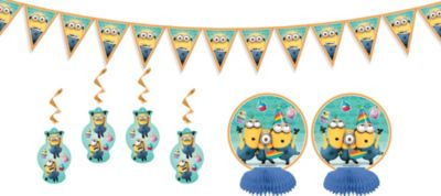 Despicable Me Decorating Kit 7pc