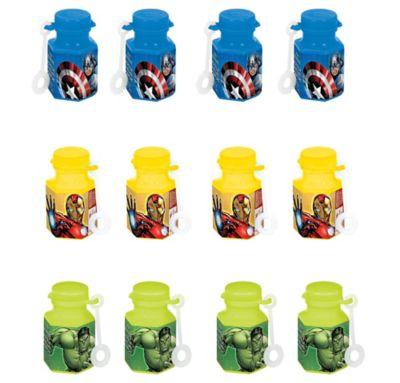 Avengers Mini Bubbles 12ct