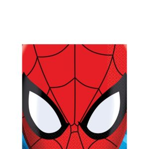 Spider-Man Beverage Napkins 16ct