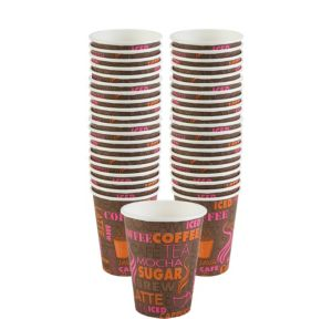 BOGO Breakfast Blend Paper Coffee Cups 40ct