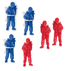 Patriotic Paratroopers 6ct