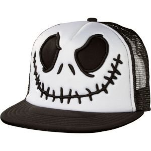 Nightmare Before Christmas Trucker Hat
