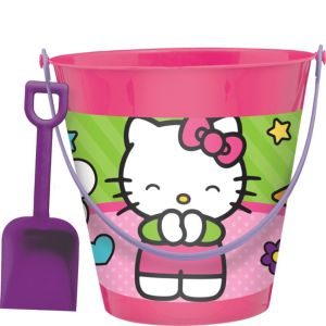 Hello Kitty Pail with Shovel