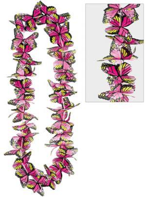 Warm Butterfly Lei