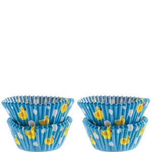 Rubber Ducky Mini Baking Cups 100ct