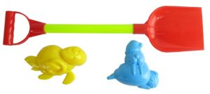 Shovel Beach Toy Set 3pc