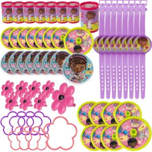 Doc McStuffins Favor Pack 48pc