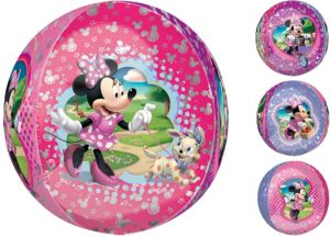 Minnie Mouse Balloon - Orbz