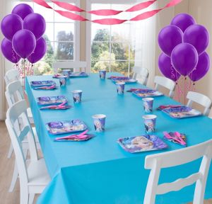 Frozen Basic Party Kit for 8 Guests