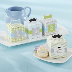 My Little Man Favor Boxes 24ct