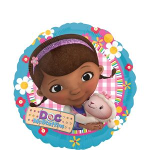 Doc McStuffins Balloon