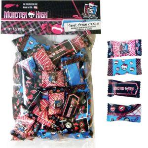 Monster High Cream Candies
