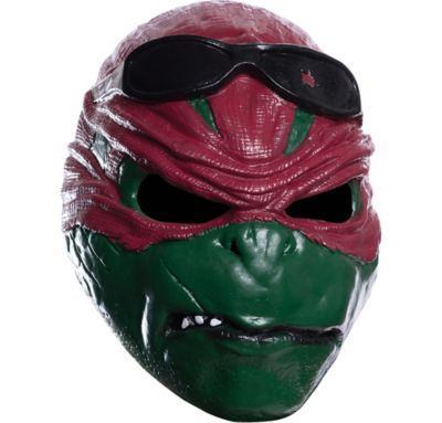 Raphael Mask - Teenage Mutant Ninja Turtles
