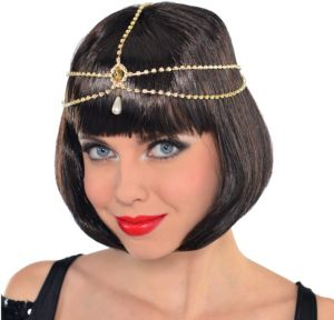 Roaring '20s Head Chain Hair Jewelry