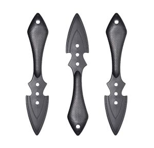 Ninja Throwing Knives 3ct