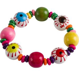 Eyeball Stretch Bracelet