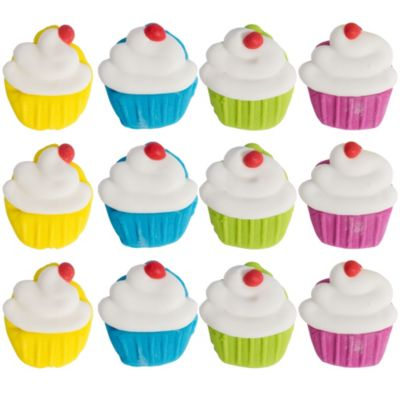 Cupcake Icing Decorations 12ct