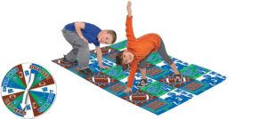 Football Bend-N-Twist Game