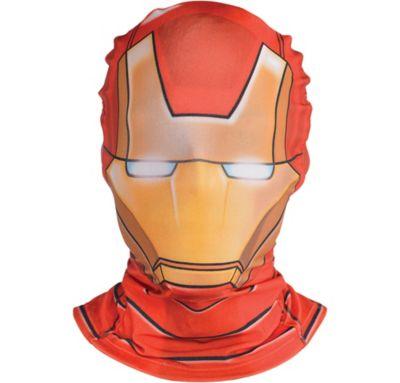 Iron Man Partysuit Mask