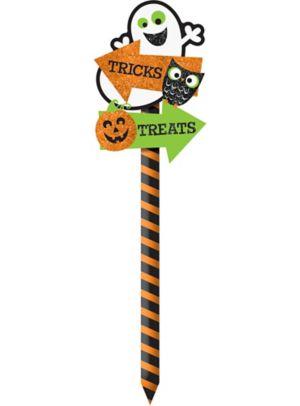 Cute Halloween Yard Stake