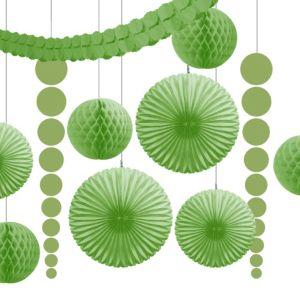 Kiwi Green Decorating Kit 9pc