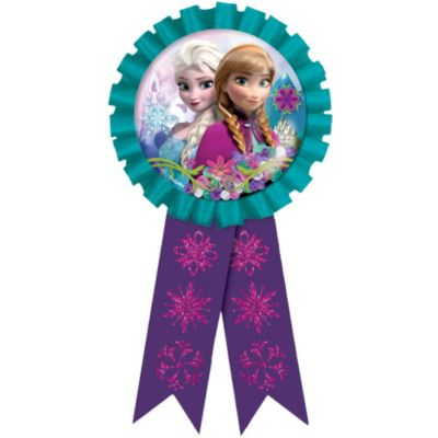 Frozen Award Ribbon