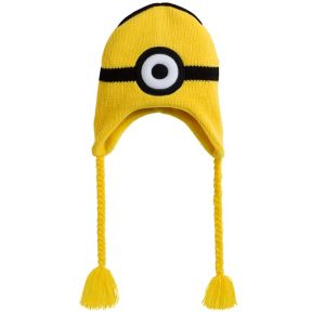 One-Eyed Minion Peruvian Hat - Despicable Me