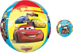 Orbz Cars Balloon