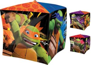 Cubez Teenage Mutant Ninja Turtles Balloon