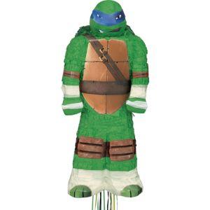 Pull String Leonardo Teenage Mutant Ninja Turtles Pinata