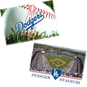 Los Angeles Dodgers Magnets 2ct