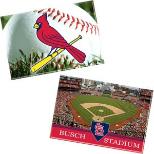St. Louis Cardinals Magnets 2ct
