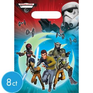 Star Wars Rebels Favor Bags 8ct