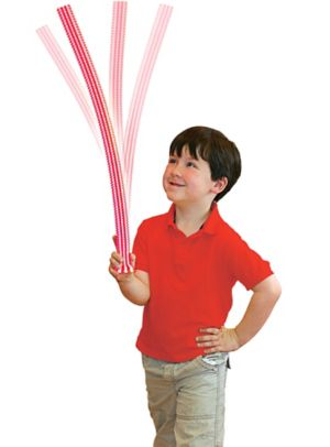 Pink Whistling Tube