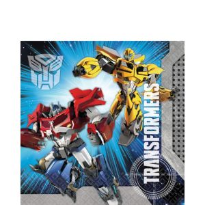 Transformers Lunch Napkins 16ct